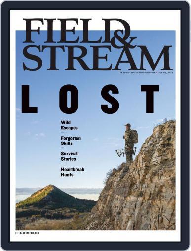 Field & Stream Digital Magazine April 15th, 2020 Issue Cover