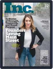 Inc Magazine Digital Magazine Subscription May 1st, 2020 Issue