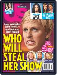 Us Weekly Magazine (Digital) Subscription August 17th, 2020 Issue