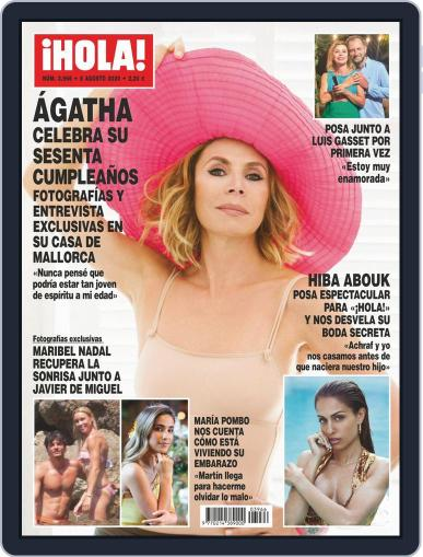 Hola Magazine (Digital) August 5th, 2020 Issue Cover