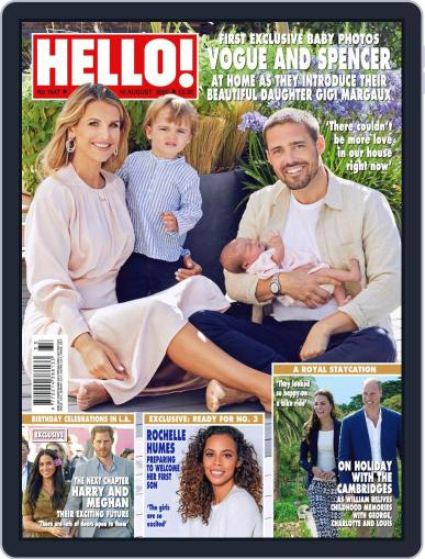 Hello! Magazine (Digital) August 10th, 2020 Issue Cover