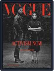 British Vogue Magazine (Digital) Subscription September 1st, 2020 Issue