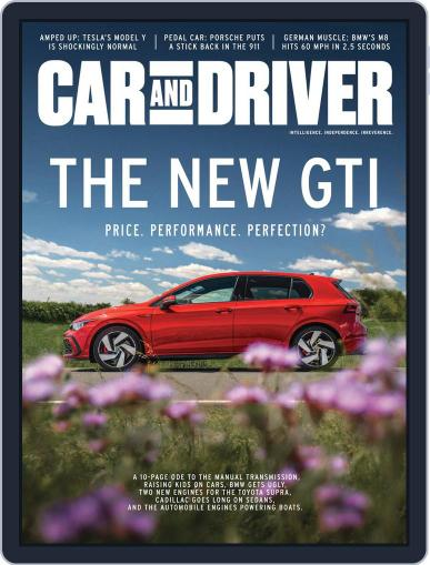 Car and Driver Magazine (Digital) August 1st, 2020 Issue Cover