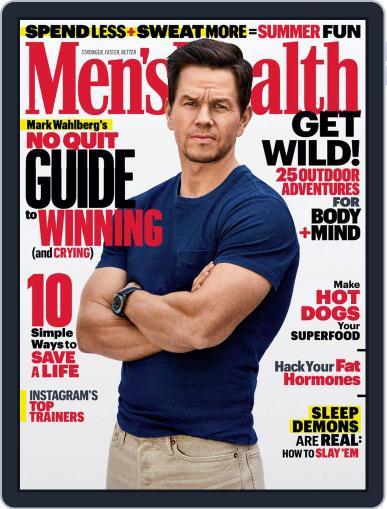 Men's Health Magazine (Digital) July 1st, 2020 Issue Cover
