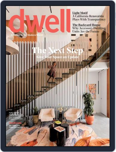 Dwell Magazine (Digital) July 1st, 2020 Issue Cover