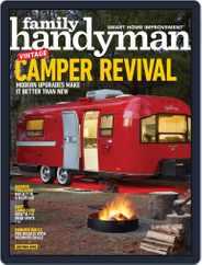 Family Handyman Magazine (Digital) Subscription July 1st, 2020 Issue