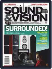 Sound & Vision Magazine (Digital) Subscription April 1st, 2020 Issue