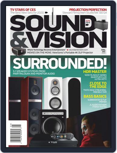 Sound & Vision Magazine (Digital) April 1st, 2020 Issue Cover