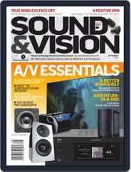 Sound & Vision Magazine (Digital) Subscription August 1st, 2020 Issue