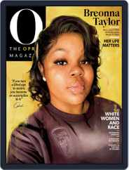 O, The Oprah Magazine (Digital) Subscription September 1st, 2020 Issue