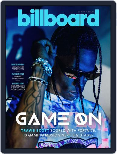 Billboard Magazine (Digital) July 25th, 2020 Issue Cover
