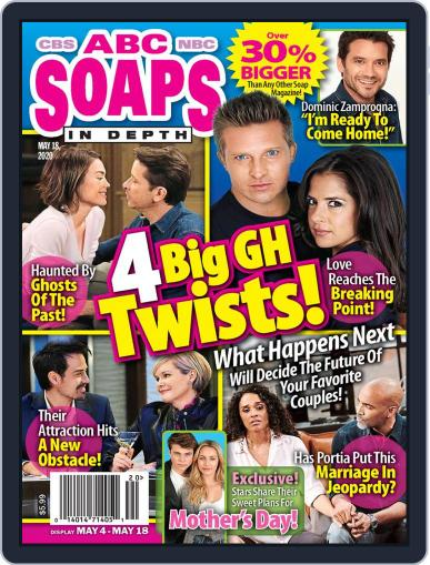 ABC Soaps In Depth (Digital) May 18th, 2020 Issue Cover