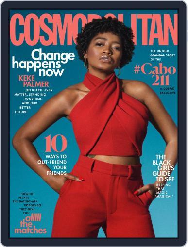 Cosmopolitan Magazine (Digital) July 1st, 2020 Issue Cover