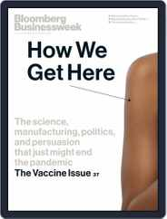 Bloomberg Businessweek Magazine (Digital) Subscription August 17th, 2020 Issue