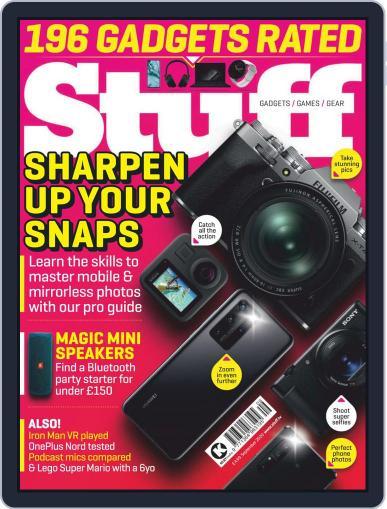 Stuff UK Magazine (Digital) September 1st, 2020 Issue Cover