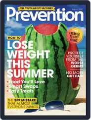Prevention Magazine (Digital) Subscription August 1st, 2020 Issue