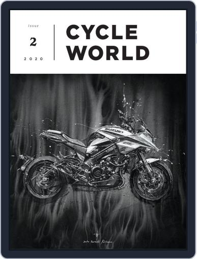 Cycle World Magazine (Digital) April 29th, 2020 Issue Cover