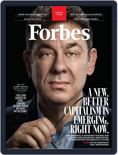 Forbes Magazine (Digital) June 1st, 2020 Issue Cover
