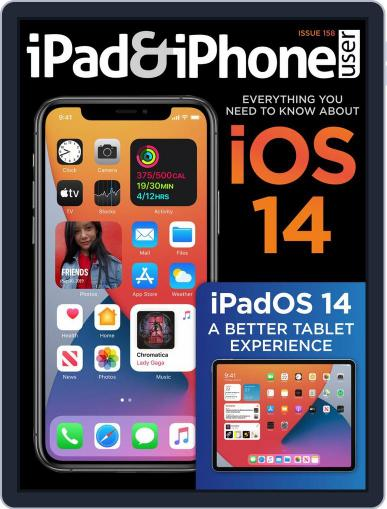 iPad & iPhone User Magazine (Digital) July 1st, 2020 Issue Cover