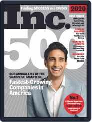 Inc. Magazine (Digital) Subscription September 1st, 2020 Issue