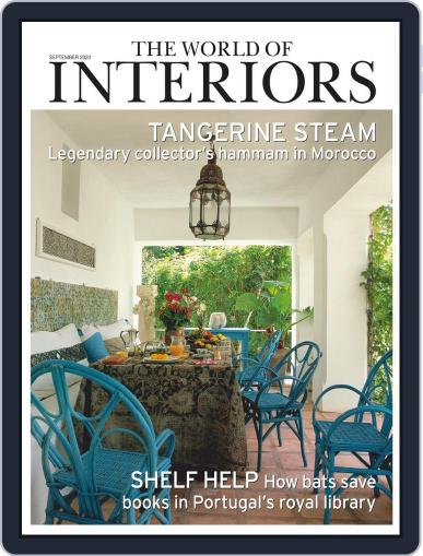 The World of Interiors Magazine (Digital) September 1st, 2020 Issue Cover