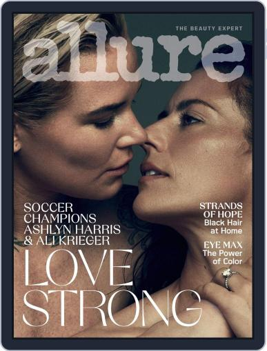 Allure Magazine (Digital) August 1st, 2020 Issue Cover