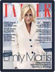 Tatler UK Magazine (Digital) Subscription September 1st, 2020 Issue