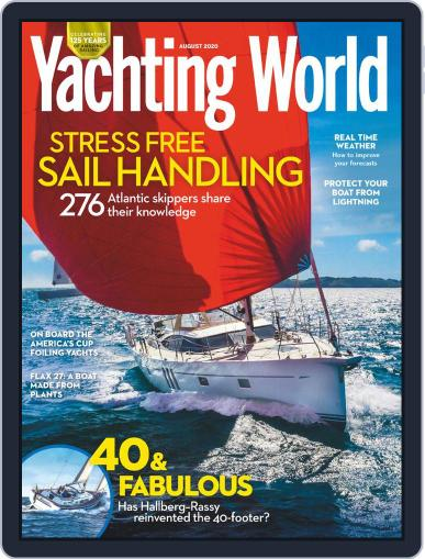 Yachting World Magazine (Digital) August 1st, 2020 Issue Cover