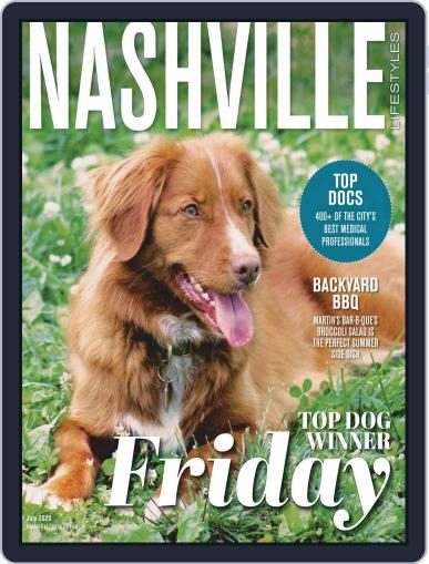 Nashville Lifestyles Magazine (Digital) July 1st, 2020 Issue Cover
