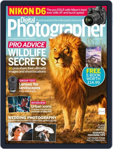 Digital Photographer Magazine August 1st, 2020 Issue Cover