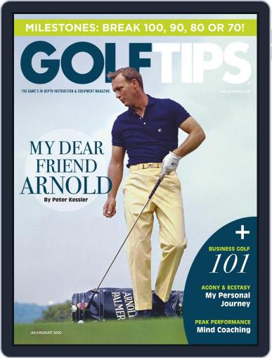 Golf Tips  Magazine (Digital) July 1st, 2020 Issue Cover