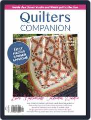 Quilters Companion Magazine (Digital) Subscription July 1st, 2020 Issue