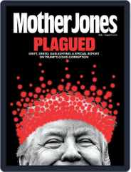 Mother Jones Magazine (Digital) Subscription July 1st, 2020 Issue