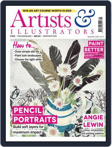 Artists & Illustrators Magazine (Digital) September 1st, 2020 Issue Cover