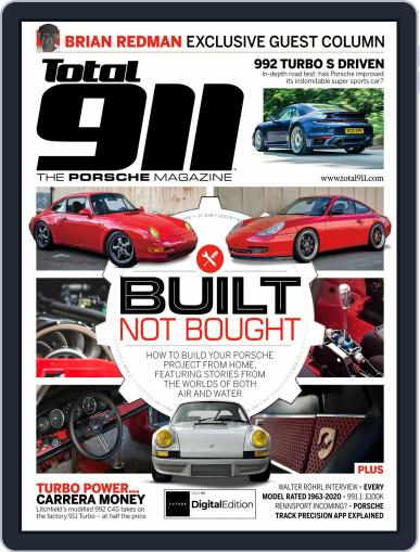 Total 911 Magazine (Digital) August 1st, 2020 Issue Cover