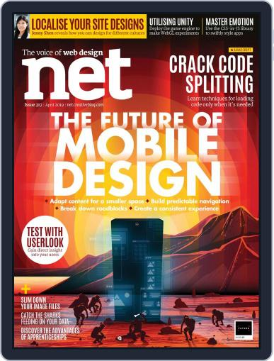 net (Digital) April 1st, 2019 Issue Cover