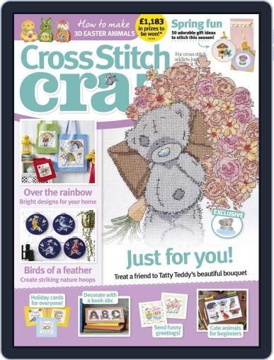Cross Stitch Crazy (Digital) April 1st, 2020 Issue Cover