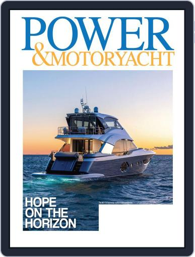 Power & Motoryacht Magazine (Digital) June 22nd, 2020 Issue Cover