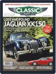 Classic & Sports Car Magazine (Digital) Subscription September 1st, 2020 Issue
