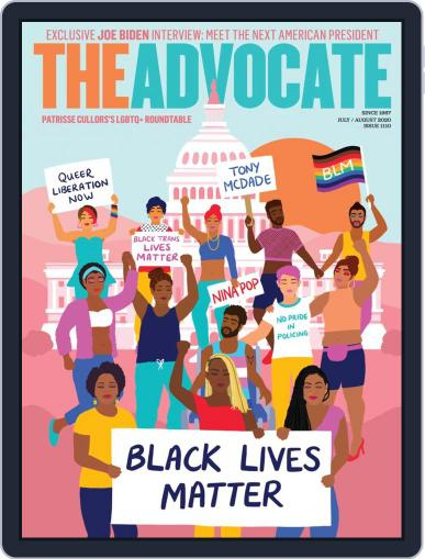 The Advocate Magazine (Digital) July 1st, 2020 Issue Cover