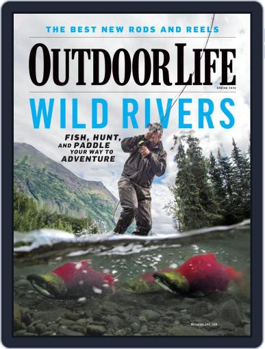 Outdoor Life Magazine (Digital) March 11th, 2020 Issue Cover