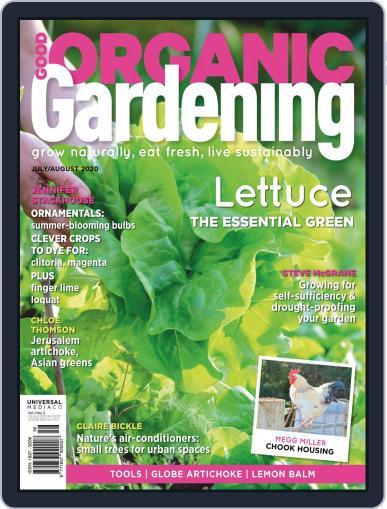 Good Organic Gardening Magazine (Digital) July 1st, 2020 Issue Cover