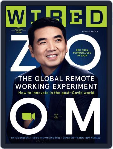 WIRED UK Magazine (Digital) September 1st, 2020 Issue Cover