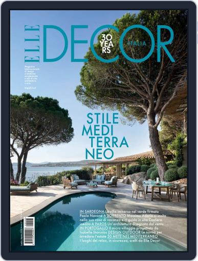 Elle Decor Italia Magazine (Digital) July 1st, 2020 Issue Cover