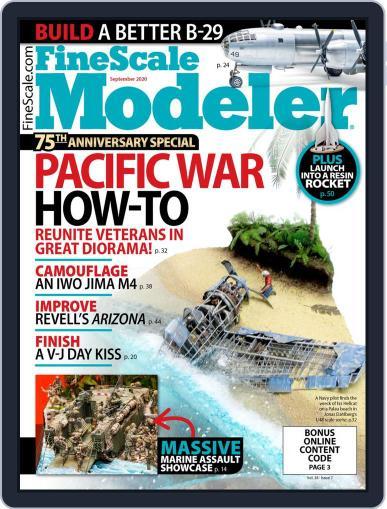 FineScale Modeler Magazine (Digital) September 1st, 2020 Issue Cover
