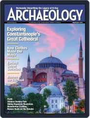 ARCHAEOLOGY Magazine (Digital) Subscription July 1st, 2020 Issue