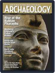 ARCHAEOLOGY Magazine (Digital) Subscription September 1st, 2020 Issue