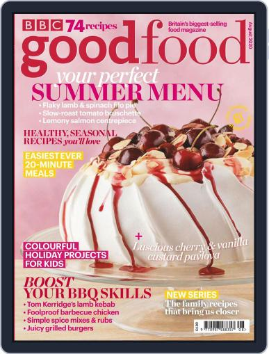 Bbc Good Food Magazine (Digital) August 1st, 2020 Issue Cover