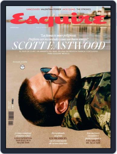 Esquire  México Magazine (Digital) August 1st, 2020 Issue Cover