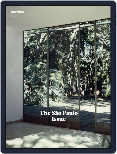 Aperture Magazine (Digital) May 20th, 2014 Issue Cover